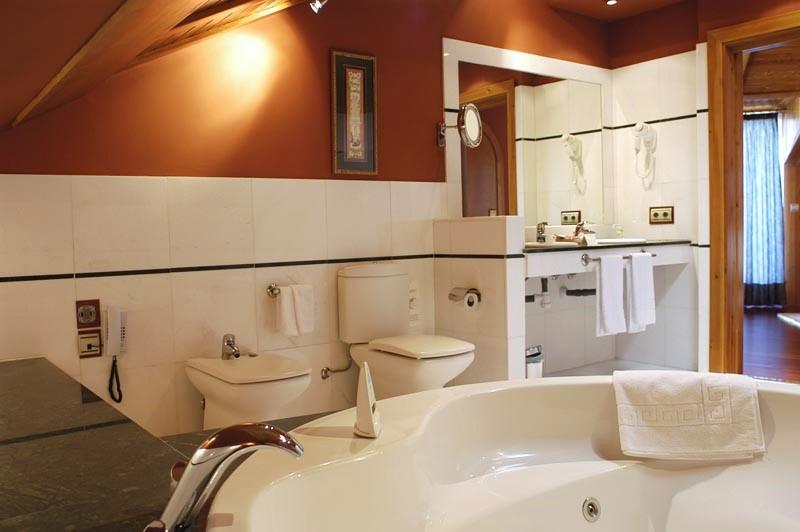 Suite principal - Baño