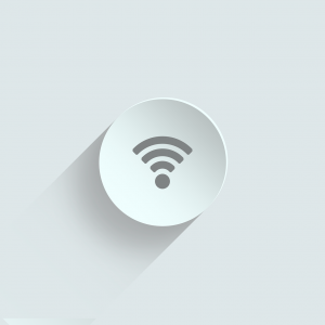 icon, wifi, network