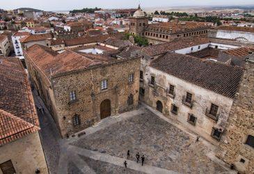 Cáceres © Dan Pérez