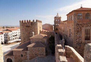 Cáceres © turismoextremadura.com
