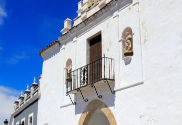 Zafra, Arco de Jerez © Alamy