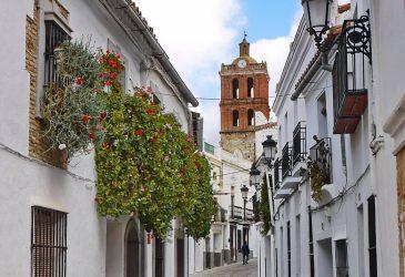 Zafra, Calle Jerez © reisen-nach-spanien.com