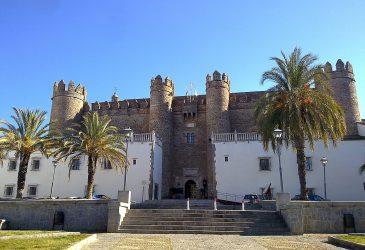 Zafra, Palacio Duques de Feria © buscarutas.com