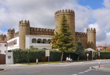 Zafra, Palacio Duques de Feria © reisen-nach-spanien.com