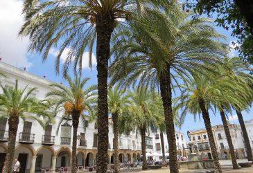 Zafra, Plaza Grande © carsntravel.com