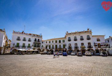 Zafra, Plaza Grande © miextremadura.com